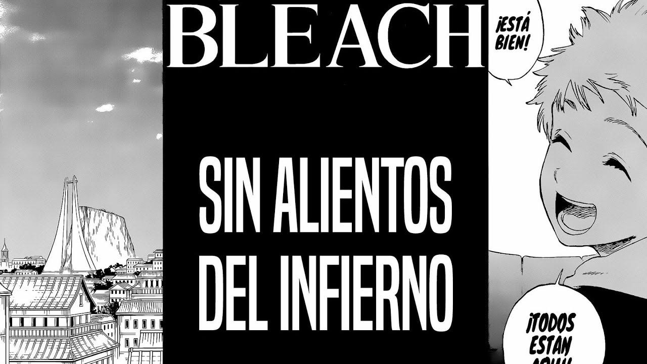 Download Donde leer el One-shot de Bleach en español.