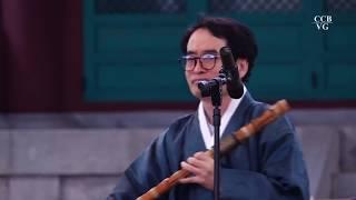 서울놀이마당 20170402 풍물소리사위 대금