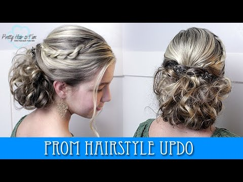 prom-updo-hairstyle!