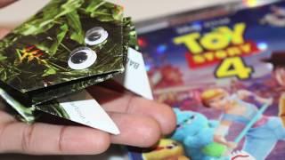 Toy Story 4 DIY Craft Activity