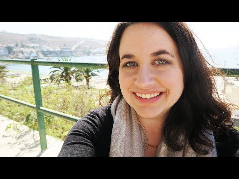 South America Travel Vlog: Chile + bonus Eco Home Tour!