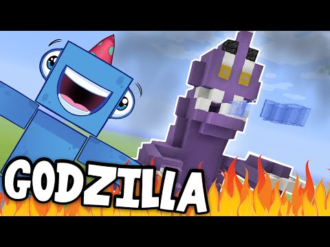 Minecraft Xbox - GODZILLA!! - Building Time! [#37]