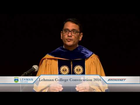 EdCast 116 : An Interview with Lehman College's New President José Luis Cruz