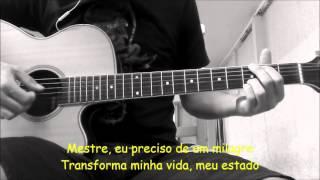 Baixar Sua voz, meu Violão. Ressuscita-me - Aline Barros. (Karaokê Violão)