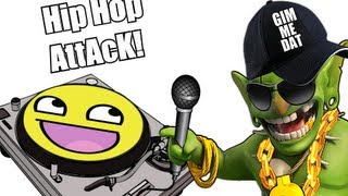 Clash of clans - Hip Hop AttaCk! ( Feat. iC MoNie$ )