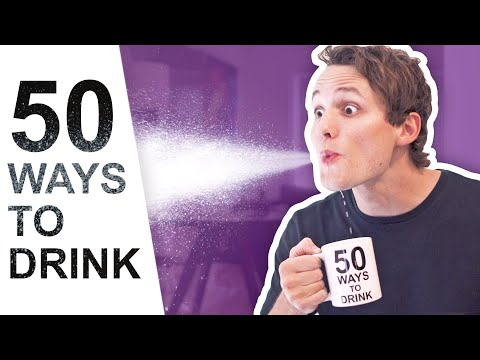 JROD - Check Out These 50 Ways To Drink