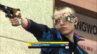 Finals 25m Rapid Fire Pistol Men - ISSF Rifle&Pistol World Cup 2013, Changwon (KOR)