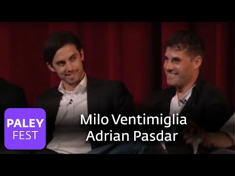 Heroes: Adrian Pasdar And Milo Ventimiglia On Auditions (Paley Center)