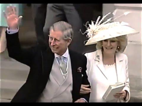 Charles & Camilla: Civil Wedding, Windsor, 2005