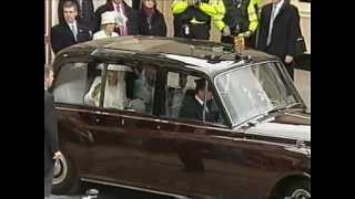 Charles & Camilla: Civil Wedding, Windsor, 2005