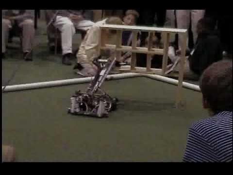TSA RC Transportation, Winning robot, Buford High