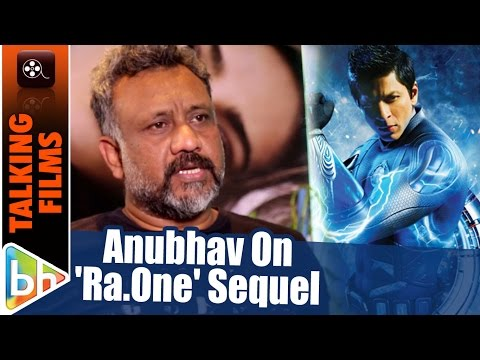 Shah Rukh Khan & I Are As Keen To Make Ra.One Sequel | Anubhav Sinha Mp3