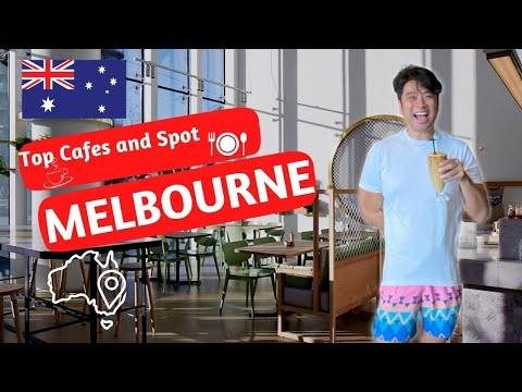 ☕️ TOP EAT & COFFEE  MELBOURNE 🤤 🇦🇺