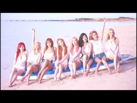 Girl's Generation - PARTY (Speed up)