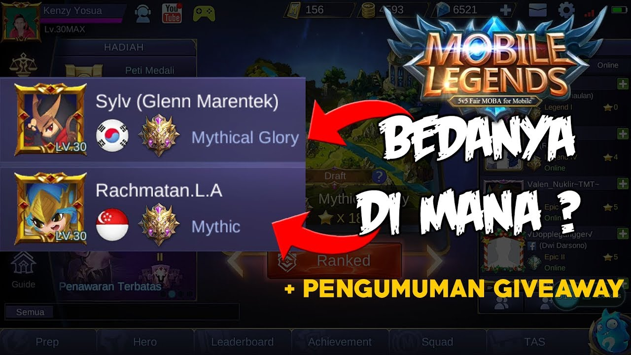 86+ Gambar Mobile Legend Mythic HD Terbaik