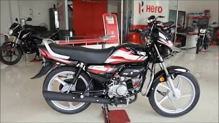 Hero HF Deluxe BS6 Black with Red - 2020 Review
