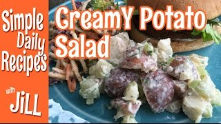 Extra Creamy Potato Salad
