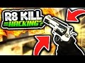 R8 KILL = HACKING? (CS GO Funny Moments in Competitive)