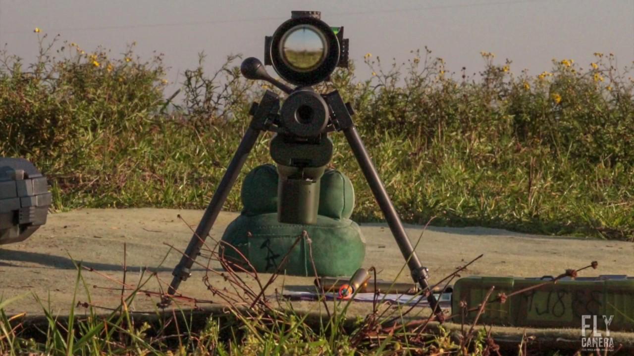 Treinamento com Rifle Sako TRG 42 - 338 Lapua Magnum.  by Fly Camera Pelotas