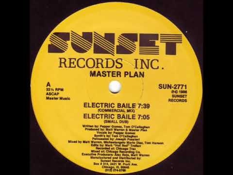 Master Plan   Electric Baile Commercial Mix