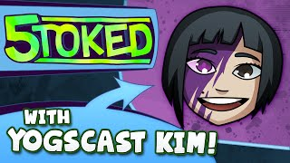 5TOKED Podcast #1 with Yogscast Kim