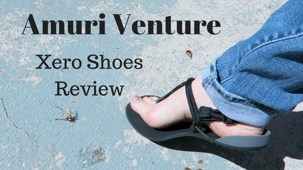 f19b893d5fd52 Xero Shoes || Amuri Venture Review - YouTube
