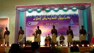 Festival Nasyid Sekolah Peringkat Negeri Johor 2014 - Kulaijaya