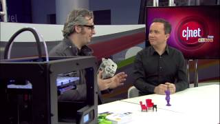 MakerBot's Bre Pettis