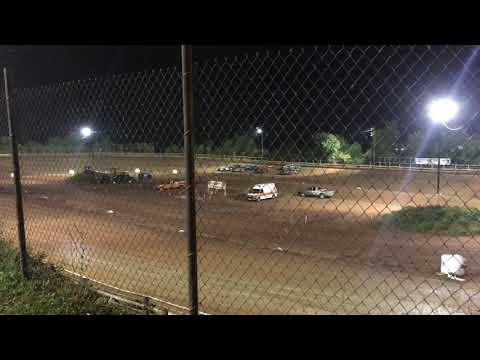 B Main 7-5-19 @I-77 Speedway Ripley part 1