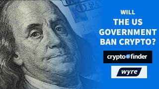 Will the US Gov try to ban Bitcoin? With Louis Aboud-Hogben of Wyre Capital