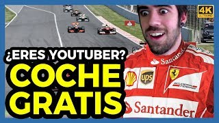 ¿Eres YouTuber? Puedes ganar un coche GRATIS | Noticias 27/11/2017