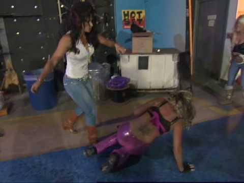 TNA: Beautiful People Attack Tara