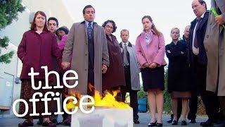 Bird Funeral  - The Office US