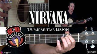 Nirvana Unplugged - Dumb Guitar Lesson