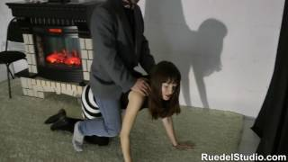 RLC123 Riding slender ponygirl