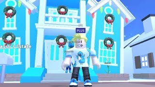 MY DECORATED 2 STORY HOUSE TOUR IN MEEPCITY ROBLOX