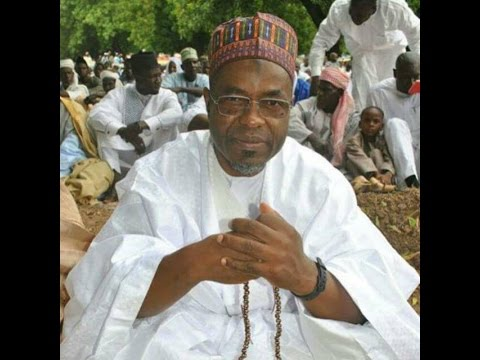 Burial of the Former Governor of Niger State late Engr. A.A . Kure