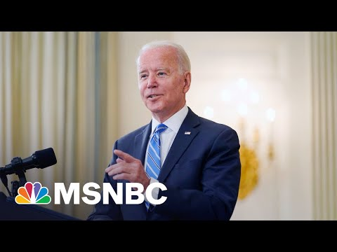 How The Biden Administration Is Addressing A Rise In Violent Crime