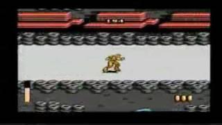 DJ Boy - NES Gameplay