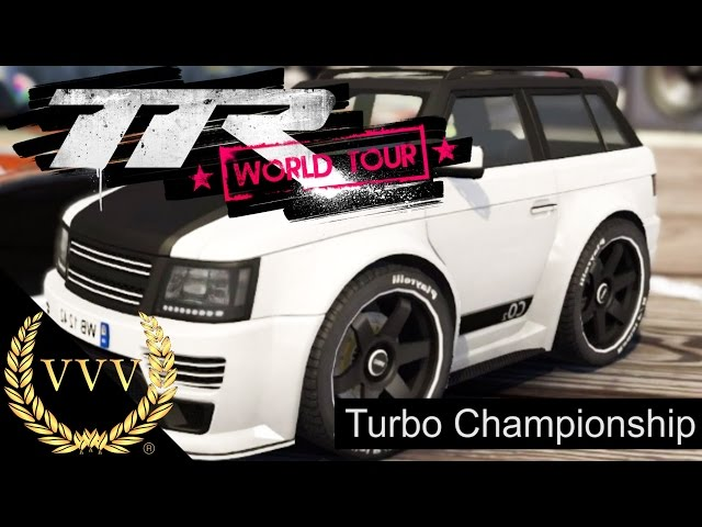 Table Top Racing World Tour Turbo Championship