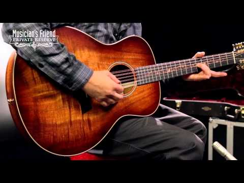 Taylor K66 Koa Grand Symphony 12-String Acoustic Guitar