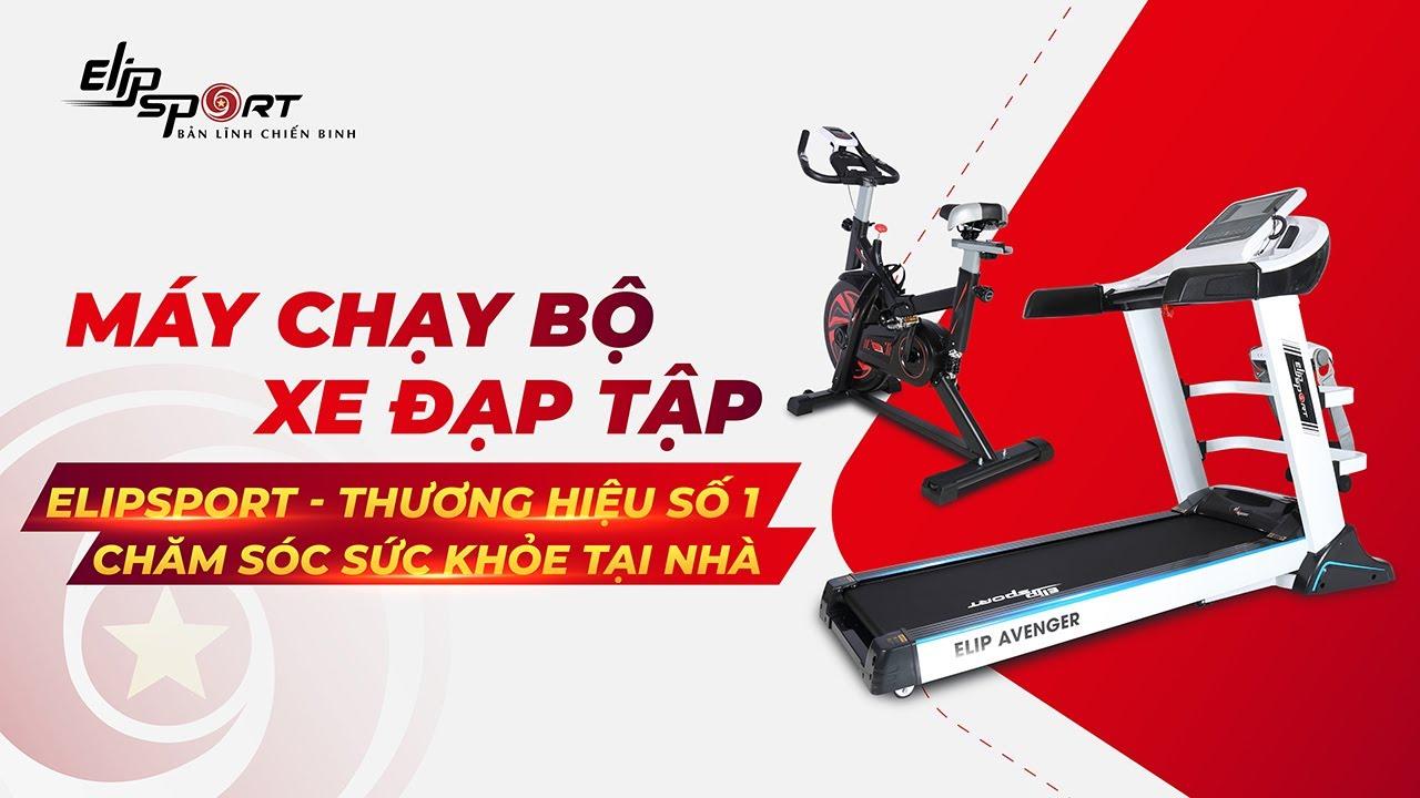 Máy Chạy Bộ Điện – Xe Đạp Tập Elipsport | Thương Hiệu Hàng Đầu Tại Việt Nam