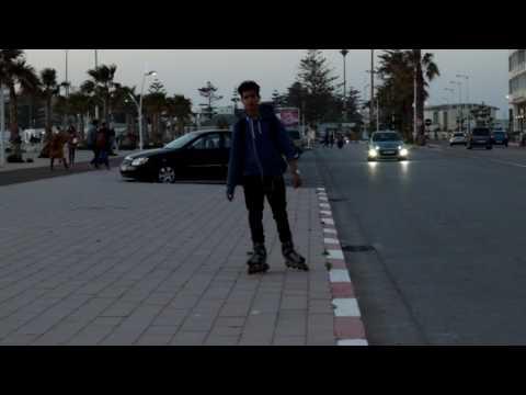 Rollerblade® Freestyle Essaouira - Anass Bx