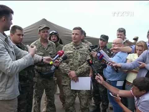 Ukraine quyết tâm phục hồi trật tự tại miền Đông