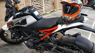 What Happened With My NEW KTM DUKE 250