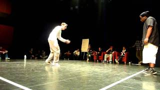 Battle La Teste - Popping Final - U-Ghost ( La Smala ) Vs Blacko