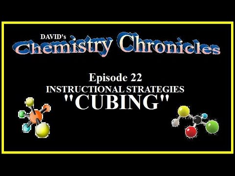 Instructional Strategies in Education - Cubing
