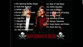 Download lagu Kumpulan lagu lagu terbaik dan terhits Superman is dead full album MP3