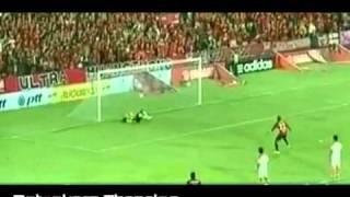 Thai Premier League : Top 10 Goals of the season 2010