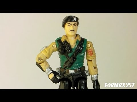 1986 Dial-Tone (Communications) GI Joe review
